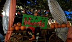 Halloweenies at Kentwell Hall