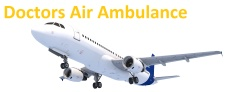 Doctors Air Ambulance Service in Kolkata with Best ICU Facility