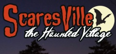 'Scaresville' - THE HAUNTED VILLAGE 4th October - 4th November 2017