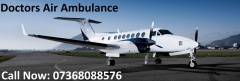 Get World Class Medical Facilities in Doctors Air Ambulance Service in Chennai