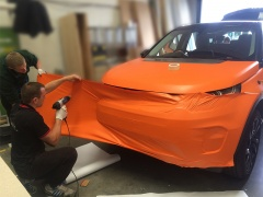 Car Wrapping in London | Car Wraps | Vehicle Vinyl Wrap |