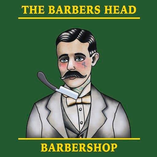The Barbers Head, Barber shop in Mildenhall
